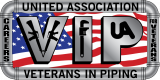 UA Veterans in Piping Logo